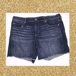 American Eagle Denim Shorts. Size 16